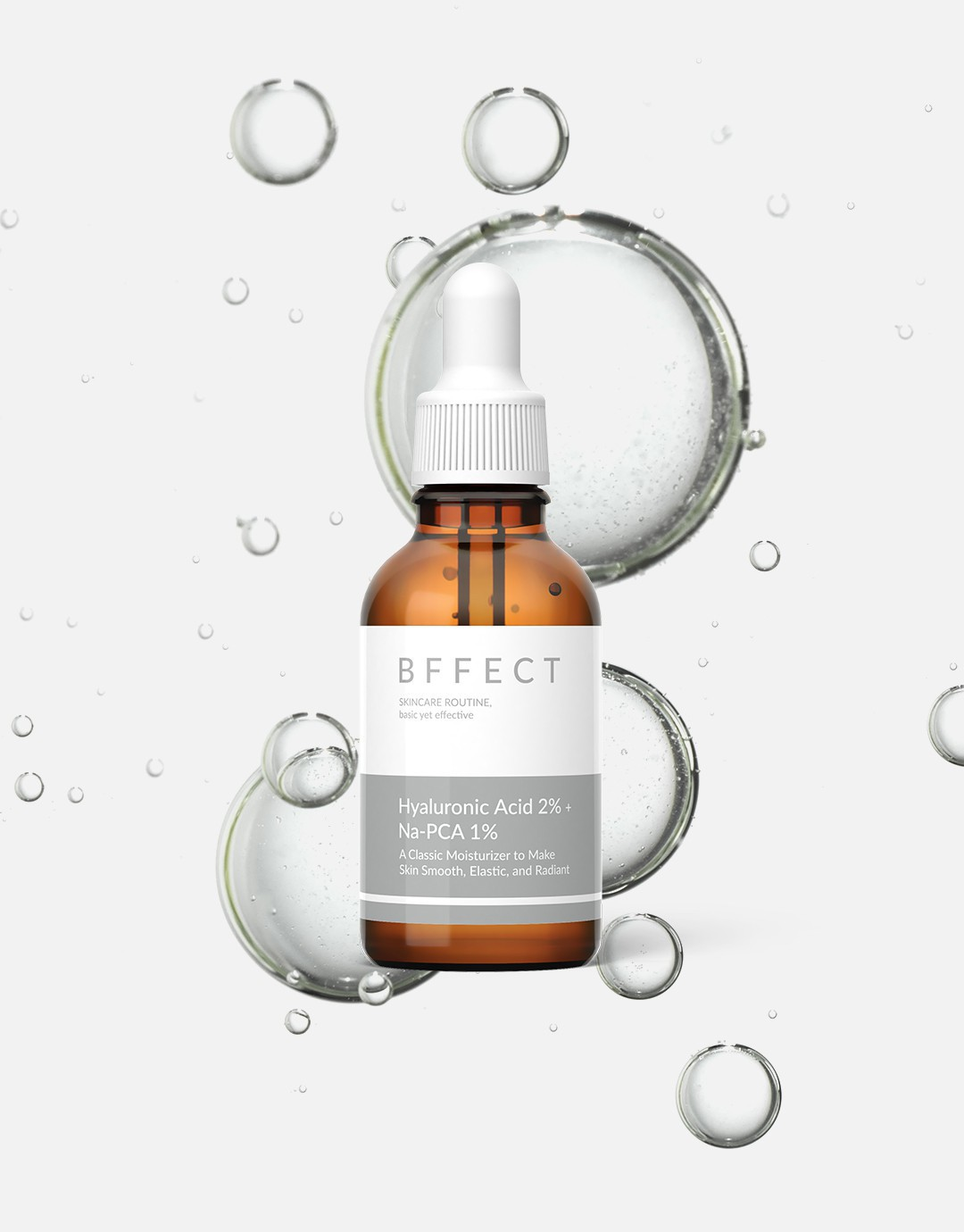 [Chen Yi] Hyaluronic Acid 2% + Na-PCA 1% 30ml